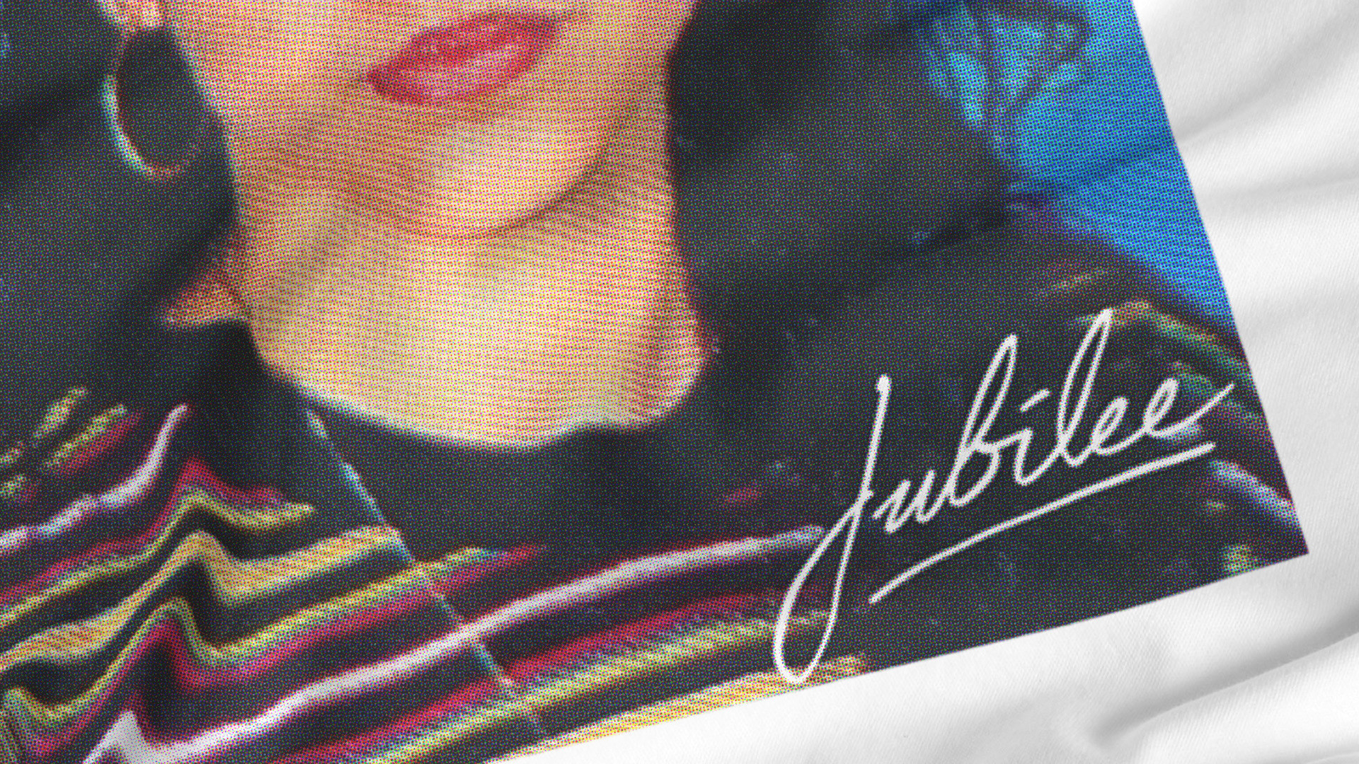 Aaron Vinton Jubilee Album Art