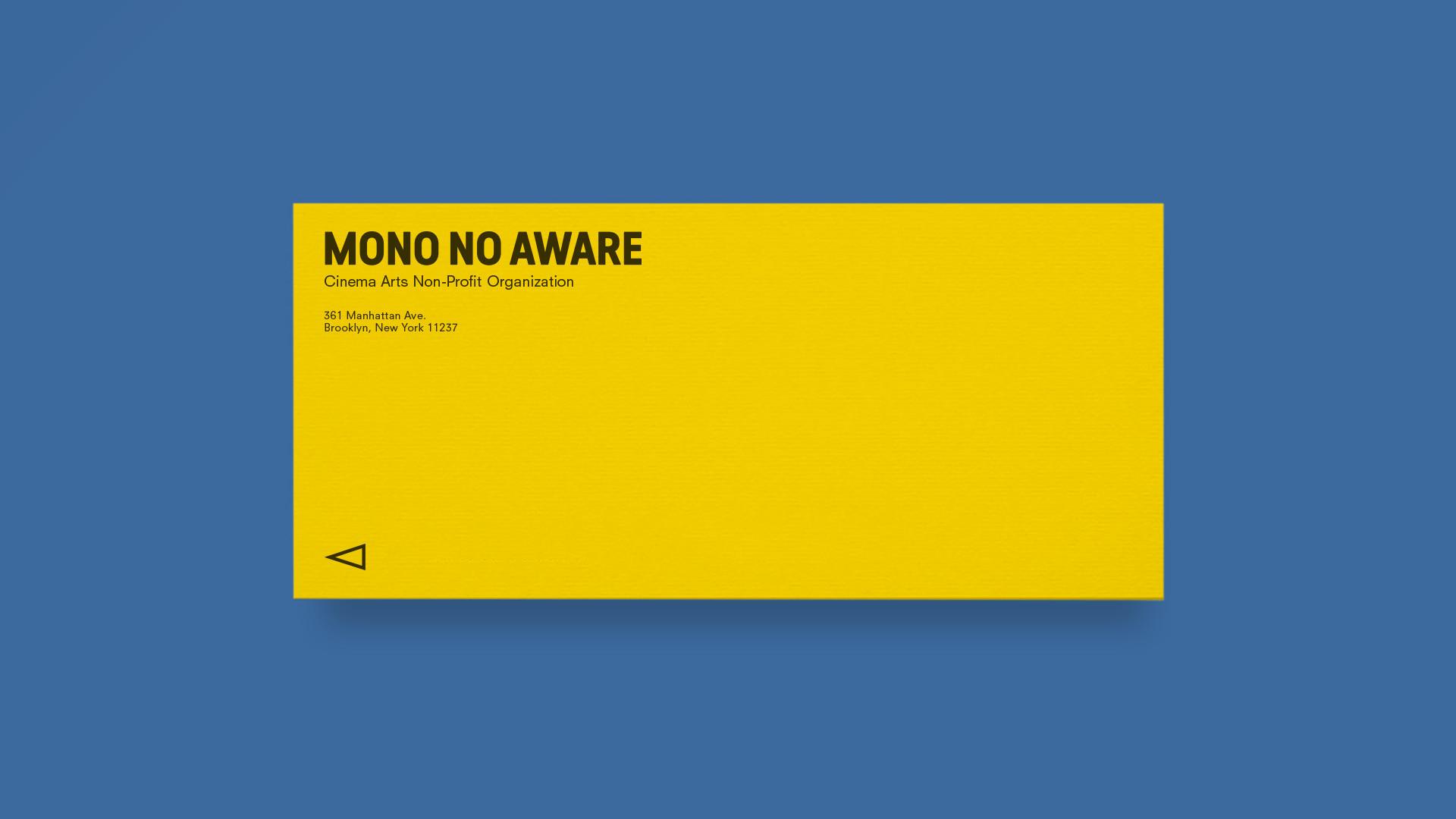 Aaron Vinton Mono No Aware